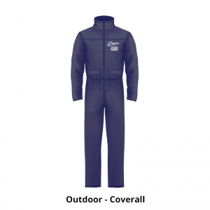 Craven College Flame Resistant Countryside Agriculture Horticulture Coverall