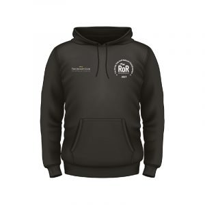 RoR Unisex Hoodie with Championship Logos